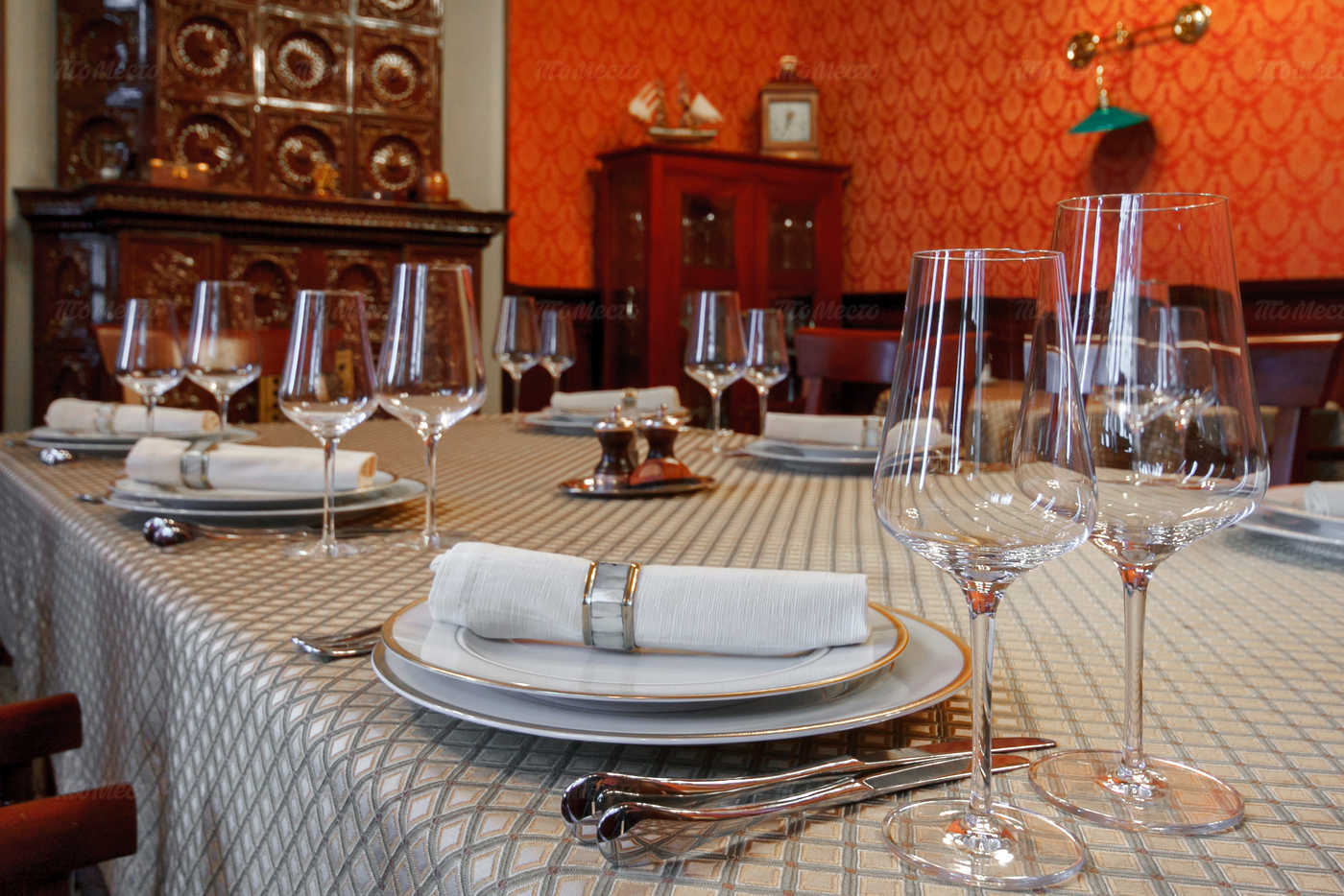 Ресторан Эмираты на проспекте Стачек фото 3