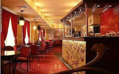 Банкетный зал кафе, ночного клуба Дали кафе (Dali Cafe) в Спасском переулке фото 1