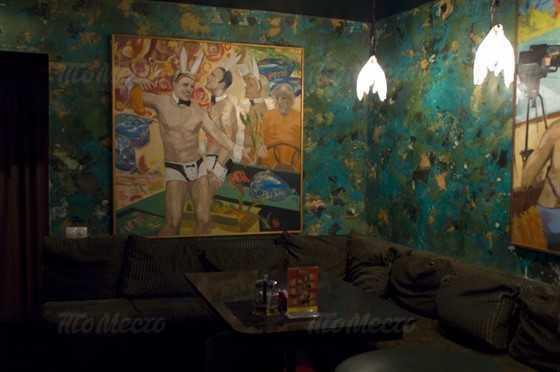 Кафе, ночной клуб Дали кафе (Dali Cafe) в Спасском переулке фото 6
