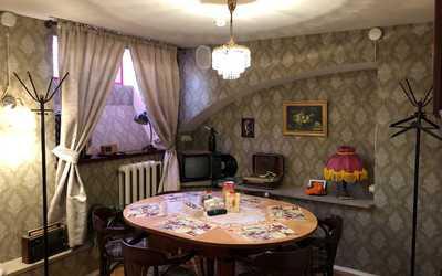 Банкетный зал кафе Квартирка на Невском проспекте фото 2