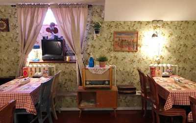 Банкетный зал кафе Квартирка на Невском проспекте фото 1