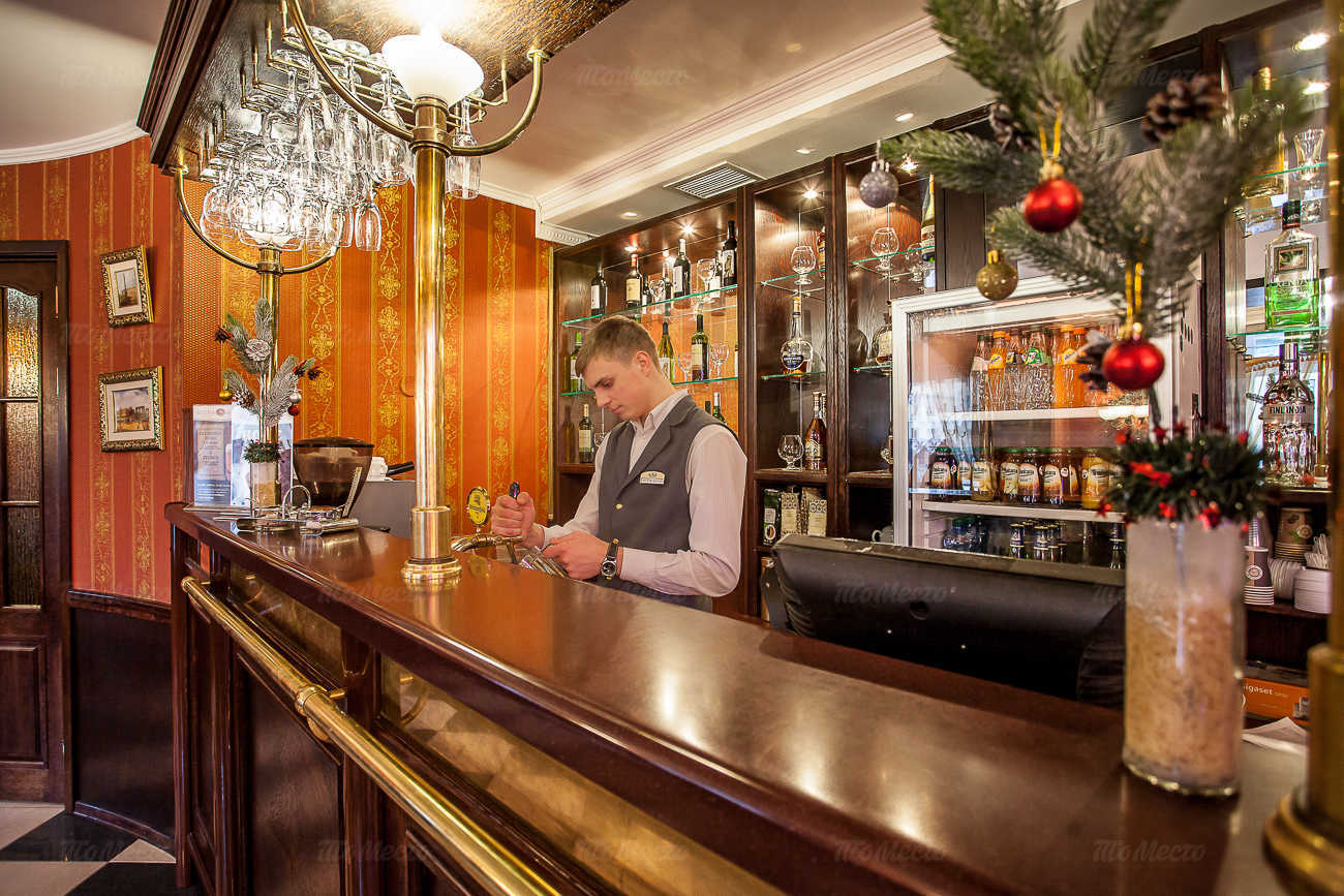 Ресторан Астерия (Asteria) на набережной реки Фонтанки фото 4