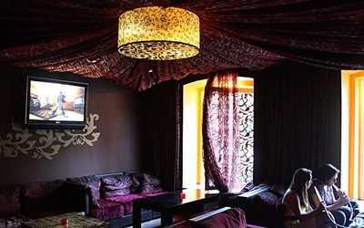 Банкетный зал бара Шиша (Shisha) на Литейном проспекте фото 2