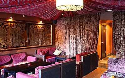 Банкетный зал бара Шиша (Shisha) на Литейном проспекте фото 3