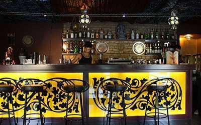 Банкетный зал бара Шиша (Shisha) на Литейном проспекте фото 1