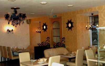 Банкетный зал ресторана Базилик в Столярном переулке фото 3