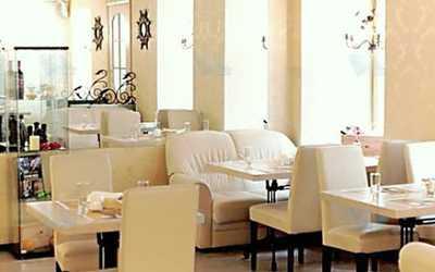 Банкетный зал ресторана Базилик в Столярном переулке фото 1