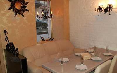 Банкетный зал ресторана Базилик в Столярном переулке фото 2