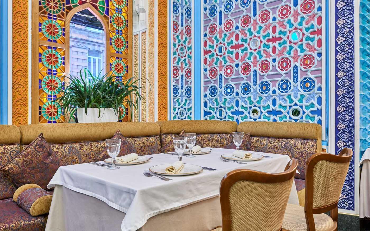 Ресторан Баку на Садовой улице