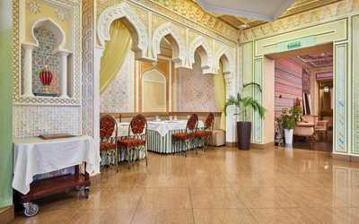 Банкетный зал ресторана Баку на Садовой улице фото 3