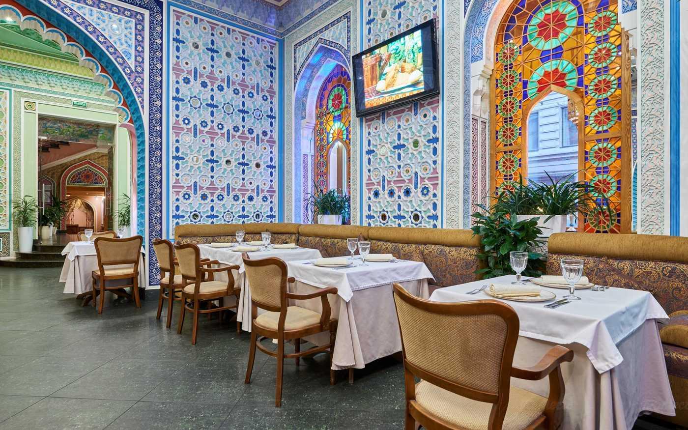 Ресторан Баку на Садовой улице фото 8