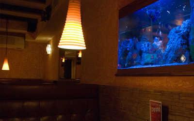 Банкетный зал бара, кафе, ночного клуба Пьер на улице Белинского фото 2