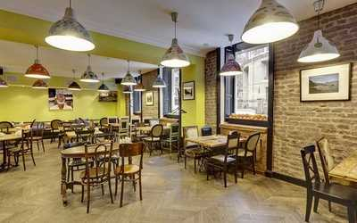 Банкетный зал бара, ресторана Баранка (Baranka) на улице Чапаева фото 2