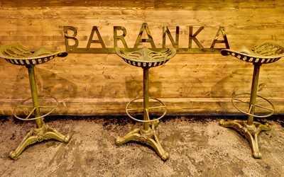 Банкетный зал бара, ресторана Баранка (Baranka) на улице Чапаева фото 1