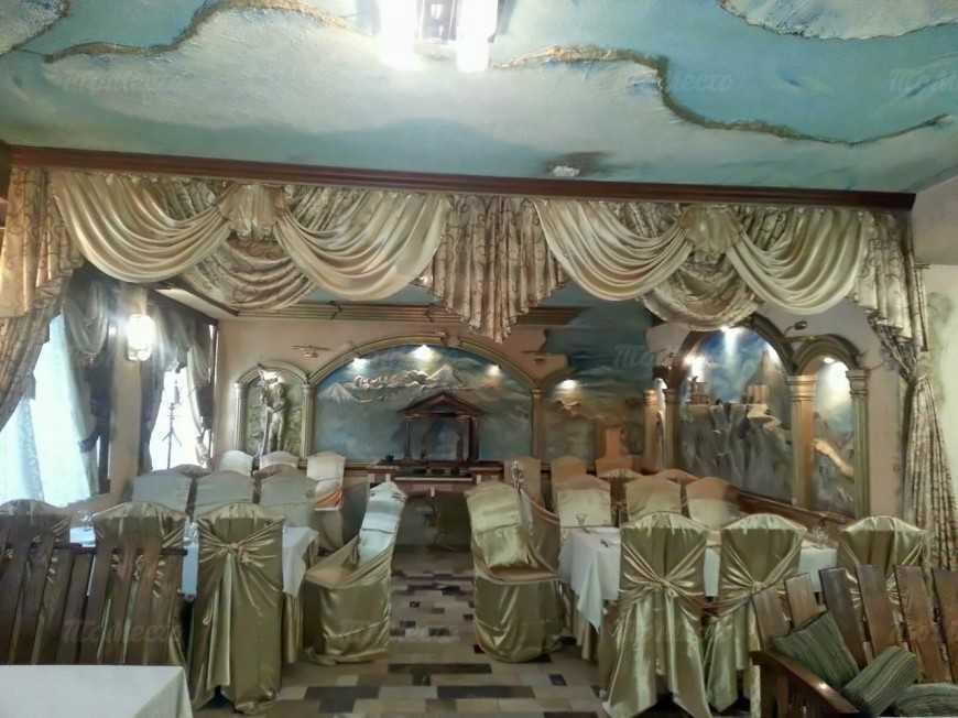 Меню кафе, ресторана АнИ (AnI) на Софийской улице