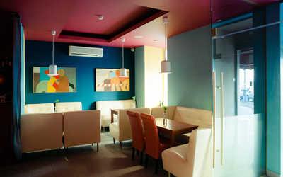 Банкетный зал бара Барабу (Baraboo) на Захарьевской улице фото 2