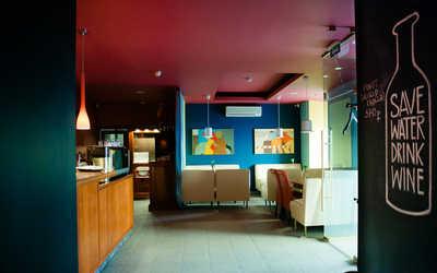 Банкетный зал бара Барабу (Baraboo) на Захарьевской улице фото 1