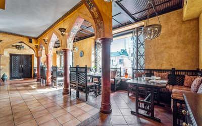 Банкетный зал ресторана Барбария на улице Марата фото 3