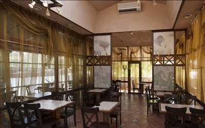 Банкетный зал ресторана Барон Мюнхгаузен в набережной Мартыновой фото 3