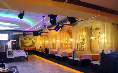 Банкетный зал ресторана Белая Лошадь на проспекте Славы фото 1