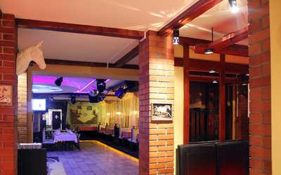 Банкетный зал ресторана Белая Лошадь на проспекте Славы фото 2