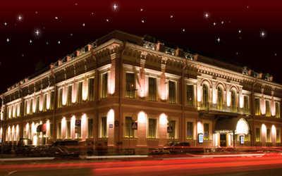 Банкетный зал ресторана Дворец Олимпия (Olimpiya) на Литейном проспекте