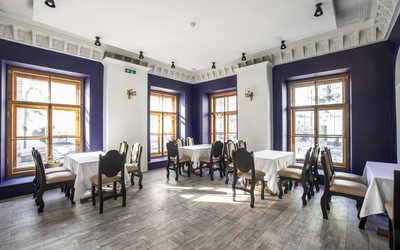 Банкетный зал ресторана Дворец Олимпия (Olympia Palace) на Литейном проспекте фото 3