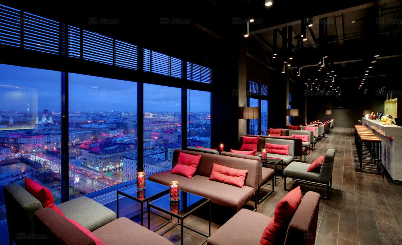 Бар Sky Bar (Скай бар) на Лермонтовском проспекте фото 3