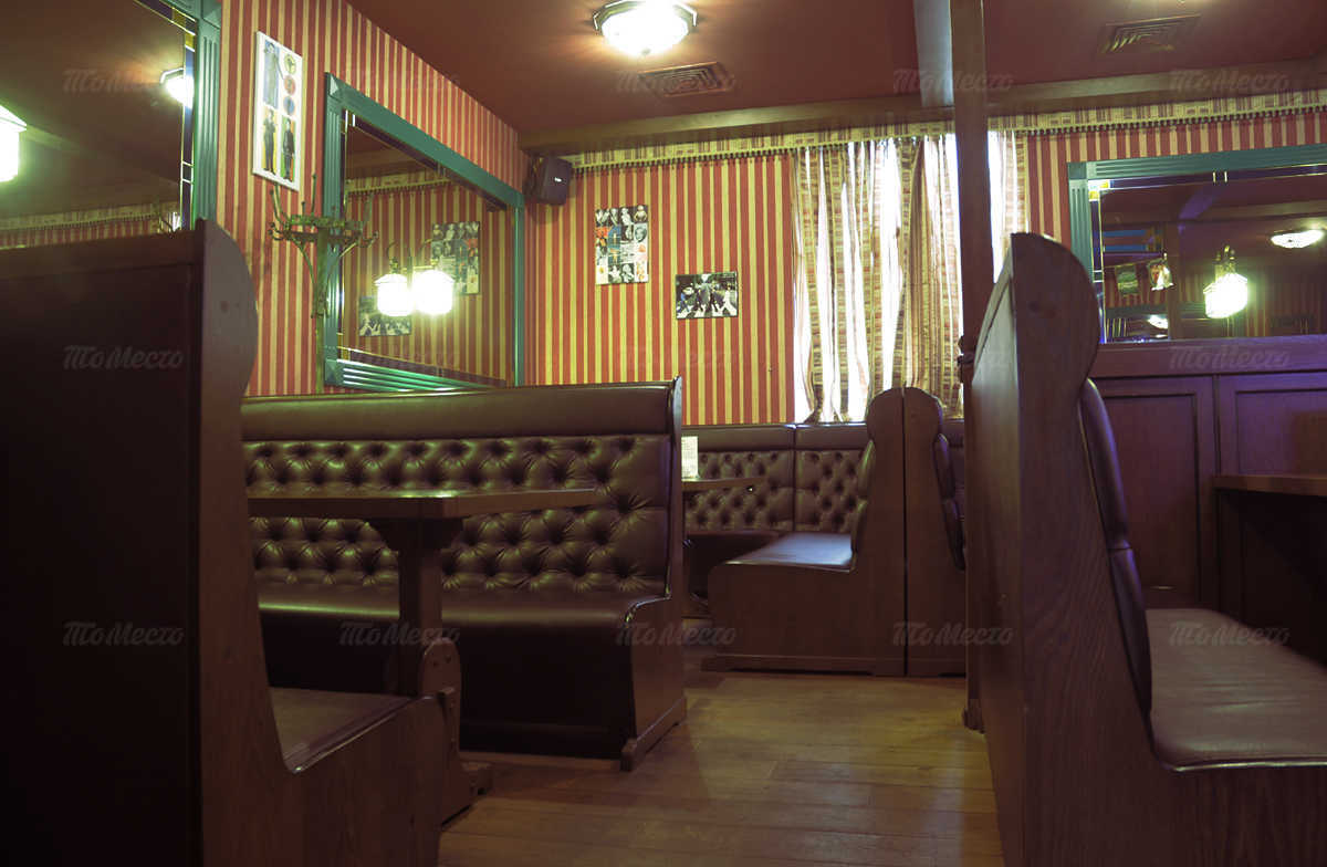 Меню паба, пивного ресторана БИРРБУРГ (BIRRBURG) на Ленинском проспекте