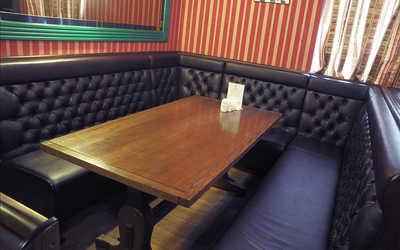 Банкетный зал паба, пивного ресторана БИРРБУРГ (BIRRBURG) на Ленинском проспекте фото 3