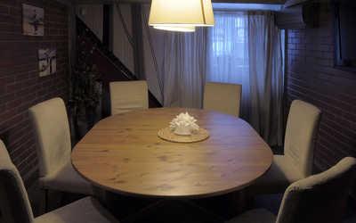 Банкетный зал пивного ресторана БИРРБУРГ (BIRRBURG) на проспекте Славы