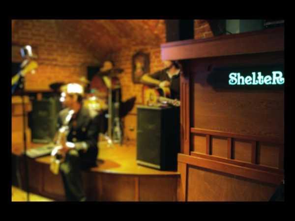 Shelter pub & whisky-bar
