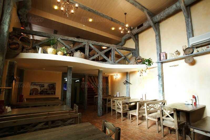 Меню бара, ресторана Барлей (Barley) на проспекте Непокорённых