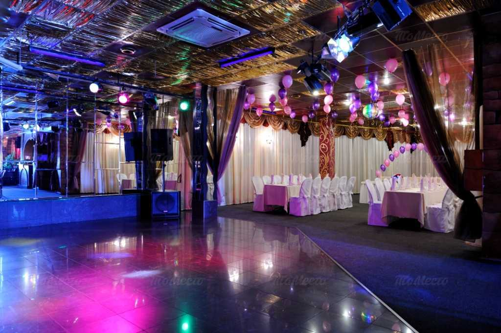 Ночной научный клуб бар шоу