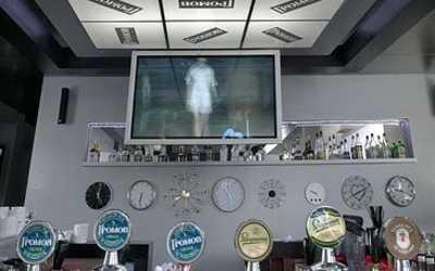 Банкетный зал бара, ночного клуба Громов бар (Gromov bar) на Индустриальном проспекте фото 2
