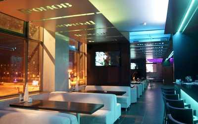 Банкетный зал бара, ночного клуба Громов бар (Gromov bar) на Индустриальном проспекте фото 1
