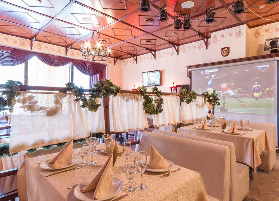 Меню бара, пивного ресторана Вацлав Замок на Дибуновской улице