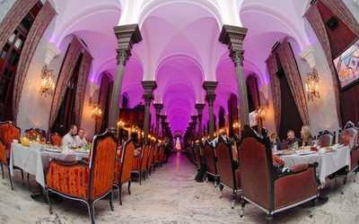Банкетный зал ресторана Гимназия на Конногвардейском бульваре фото 1