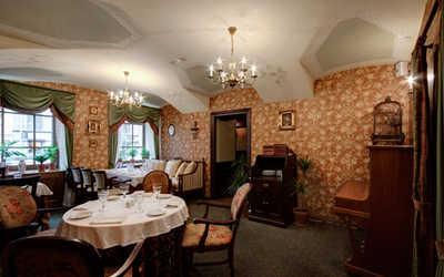 Банкетный зал ресторана Гоголь на Малой Морской улице фото 2