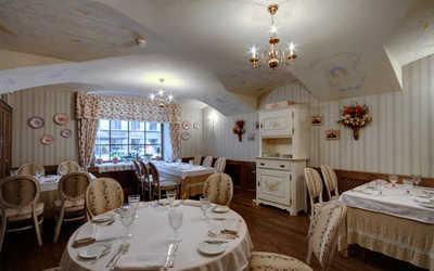 Банкетный зал ресторана Гоголь на Малой Морской улице фото 3