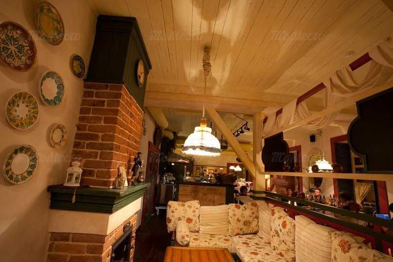 Меню кафе, ресторана Гости на Малой Морской улице
