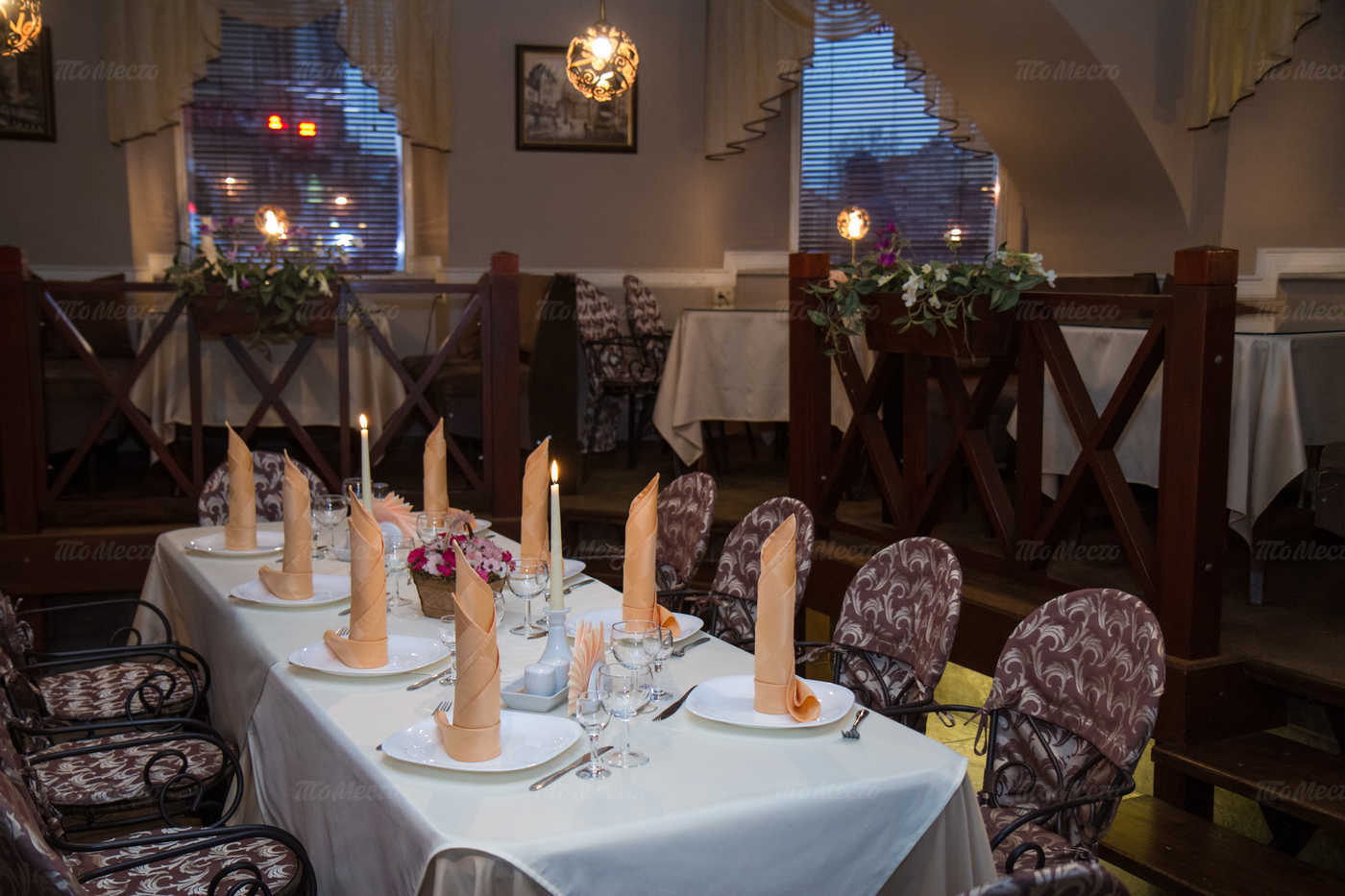 Меню бара, кафе, ресторана Аларчин мост на проспекте Римского-Корсакова