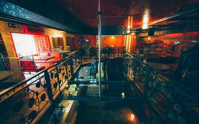 Банкетный зал кафе, ресторана Амазонки (GamA Group) на улице Чапаева
