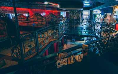 Банкетный зал кафе Амазонки (GamA Group) на улице Чапаева фото 2