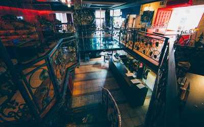 Банкетный зал кафе Амазонки (GamA Group) на улице Чапаева фото 1