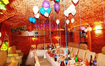 Банкетный зал кафе Изюм на Захарьевской улице фото 2