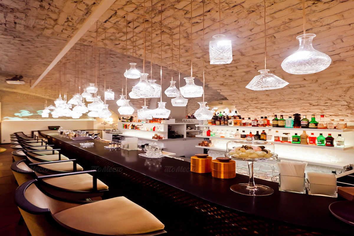 Ресторан Графин (Graf-in) на Конногвардейском бульваре фото 6