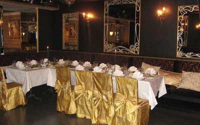 Банкетный зал ресторана Дежа вю на набережной реки Фонтанки фото 3