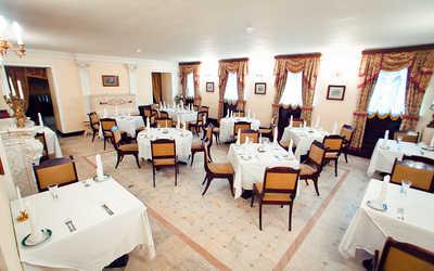 Банкетный зал ресторана Демидовъ на набережной реки Фонтанки фото 2