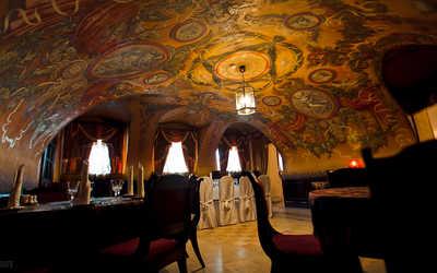 Банкетный зал ресторана Демидовъ на набережной реки Фонтанки фото 1